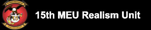 15th MEU Realism Unit